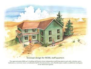 SCOL Staff housing